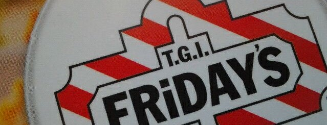TGI Fridays is one of Central Dallas Lunch, Dinner & Libations.