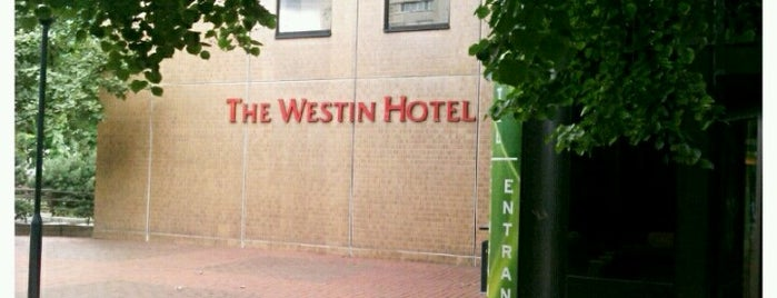The Westin Leipzig is one of Hotels.