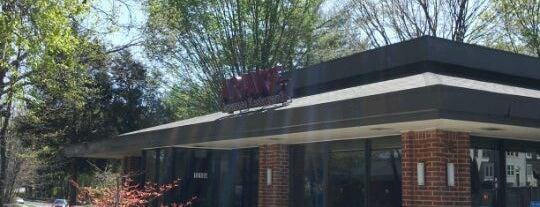 Ariake Japanese Restaurant is one of Food/Drink Favorites: DC & Northern Virginia.