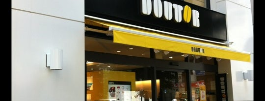 Doutor is one of 飲食店.
