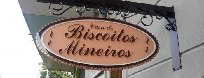 Casa de Biscoitos Mineiros is one of Comer bem em BSB.