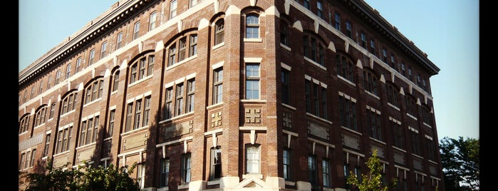 The Argyle Lofts is one of The Best Lofts & Condo Buildings in Toronto.