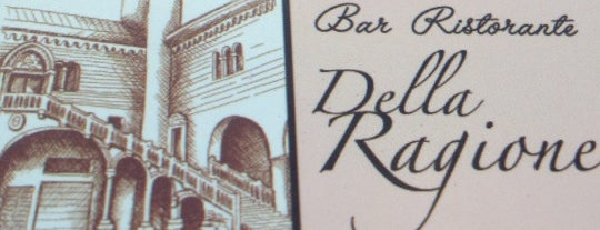 Bar Della RAGIONE is one of Italy.