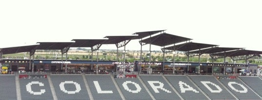 Dick's Sporting Goods Park is one of August Diabetes Events.