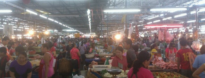 Bang Khae Market is one of All-time favorites in Thailand.