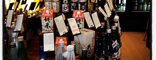 True Sake is one of SF Eats (To Try).