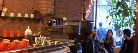 Café Grumpy is one of Dan's New York.