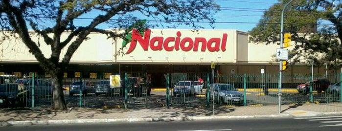 Nacional is one of Compras.