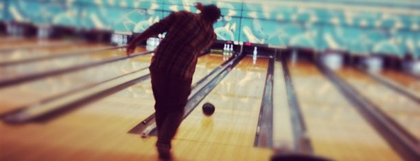 Park Tavern Bowling & Entertainment is one of fun places to check out.