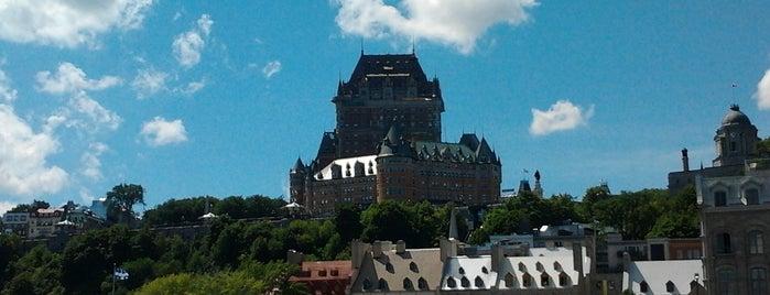 Quelques lieux au Québec, Canada