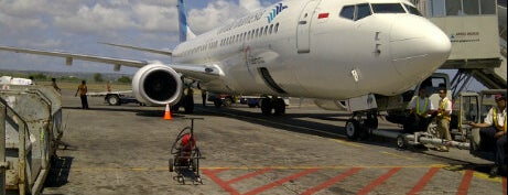 Ngurah Rai International Airport (DPS) is one of Indonesia's Airport - 1st List..