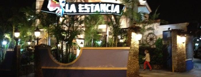 Restaurante La Estancia is one of Lugares Conocidos Caracas.