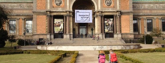 Statens Museum for Kunst - SMK is one of Copenhagen: Ja ja!.