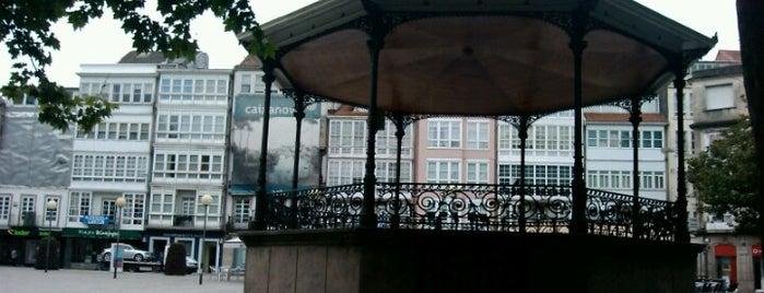 Ferrol is one of Concellos da Provincia da Coruña.
