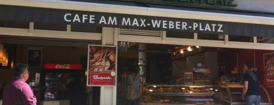 Cafe am Max-Weber-Platz is one of München.