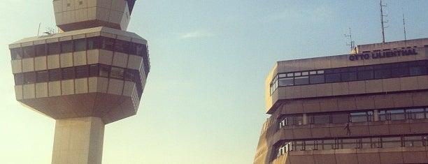 Aéroport Berlin-Tegel Otto Lilienthal (TXL) is one of Berlin Favorites.