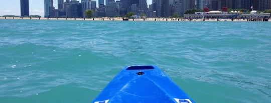 Kayak Chicago is one of DT Dash.