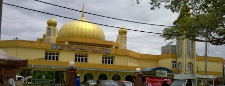 Masjid Ridzwaniah is one of Explorer @ Kuala Kangsar.