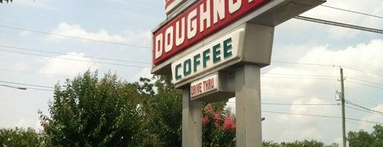 Krispy Kreme Doughnuts is one of Im a Regular.