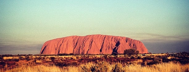 Uluru is one of Bucket List.