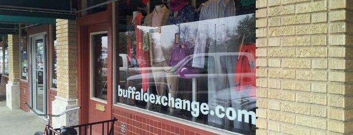 Buffalo Exchange is one of ILiveInDallas.com's Fun Things to Do in Dallas.