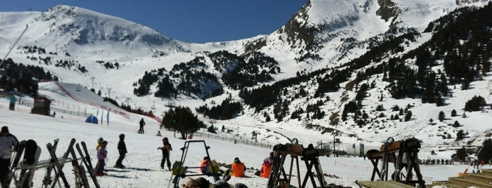 El Tarter - Grandvalira is one of Andorra.