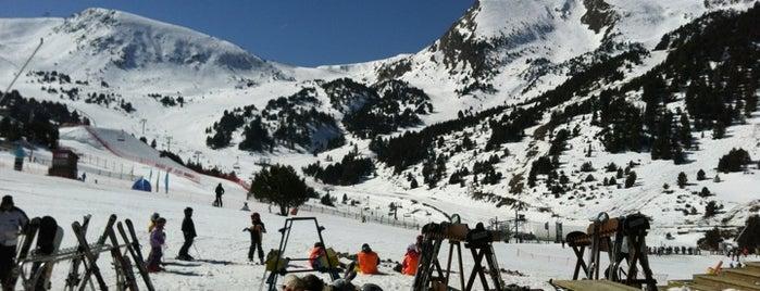 El Tarter - Grandvalira is one of Andorra.