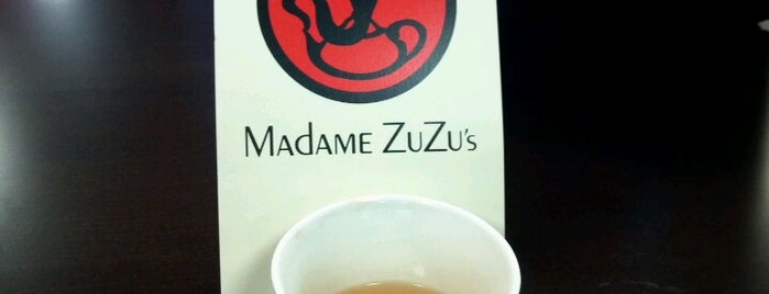 Madame Zuzu's Tea House is one of Best places to get tea in the USA.