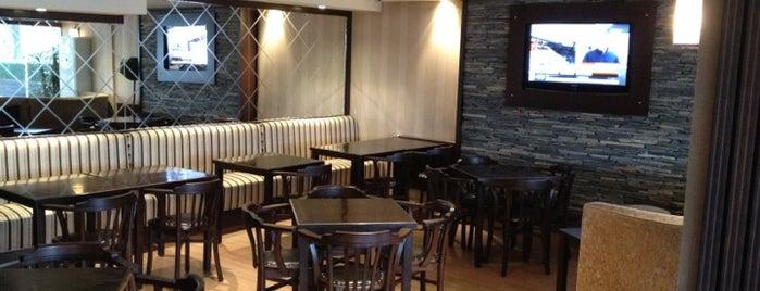 Moods Cafe is one of Mekanlar (Denizli - İstanbul).
