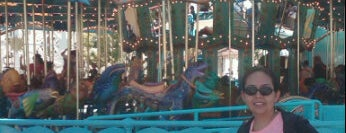 King Triton's Carousel of the Sea is one of Rides I Done...Rode.