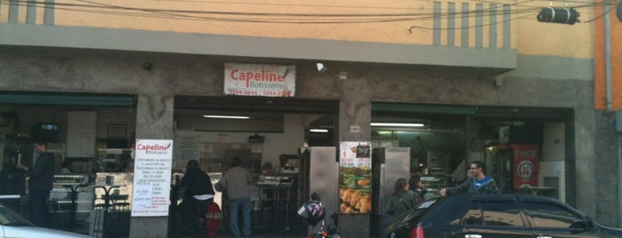 Capeline Rotisserie is one of Italiana.