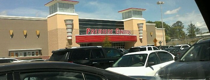 Premiere Cinemas Tannehill 14 is one of Mel's Faves :).