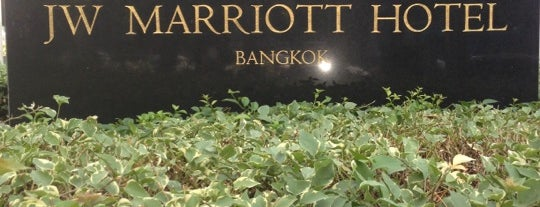 JW Marriott Hotel Bangkok is one of Origin Rest.