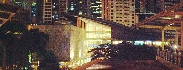 Greenbelt 3 is one of Manila.