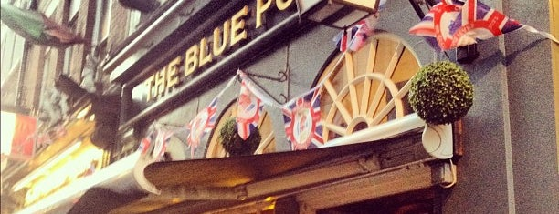 The Blue Posts is one of London Pint.