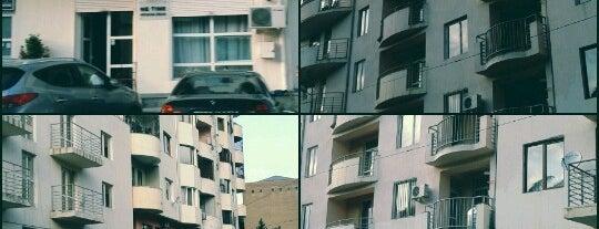 Kipshidze Street | ყიფშიძის ქუჩა is one of Streets.
