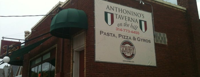 Anthonino's Taverna is one of Best places to eat.