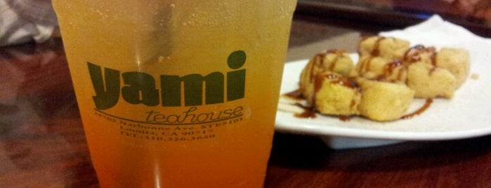 Yami Teahouse is one of Los Angeles.
