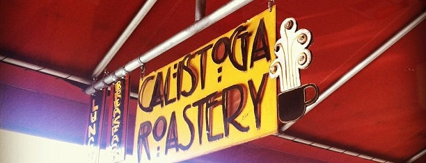 Calistoga Roastery is one of Day Trips.