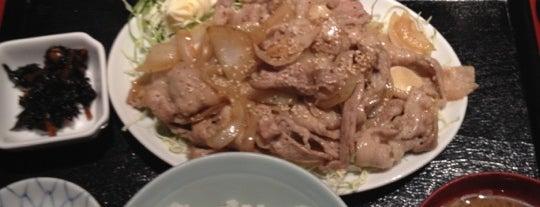 お食事処 上州屋 is one of テラめし倶楽部 その1.