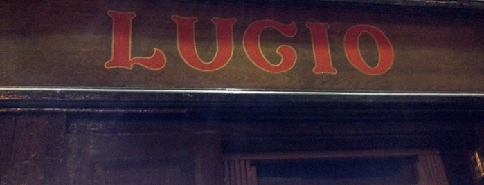 Casa Lucio is one of Madrid next time.