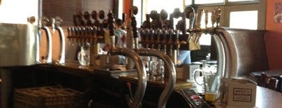 Trappeze Pub is one of Draft Magazine Best Beer Bars.