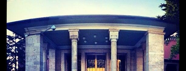 Büyük Tiyatro is one of Ankara Highlights & Travel Essentials.