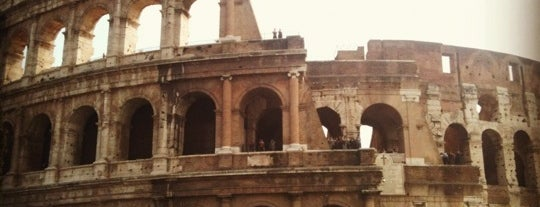 Colosseum is one of ITALY  best cities.