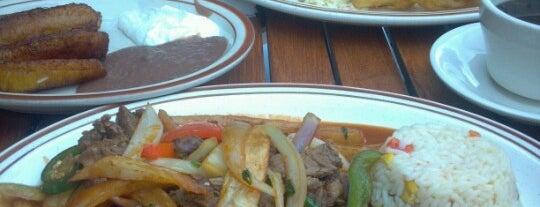 Las Placitas is one of Mike's Favorite Restaurants in DMV.