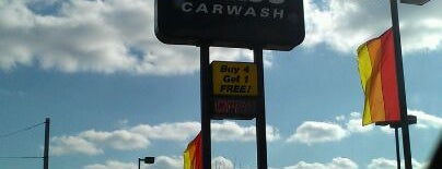 Crew Carwash is one of Favorites.