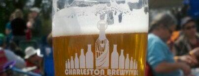 Brewvival is one of Charleston Beer.