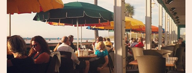 Palm Pavilion Beachside Grill & Bar is one of The 15 Best Places with Good Service in Clearwater.