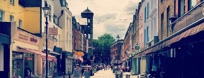 Exmouth Market is one of Top 10 favorites places in London, UK.