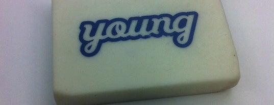 Y&R is one of Agências.